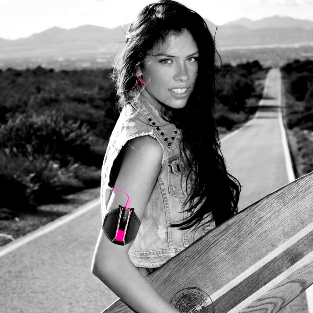 MP3 Energy Sistem Active 2 Neon pink