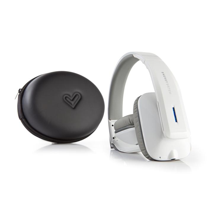 Kufje bluetooth Energy Sistem WirelessBT7 NFC , te bardha