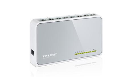 Swich Desktop SF1008D TP Link