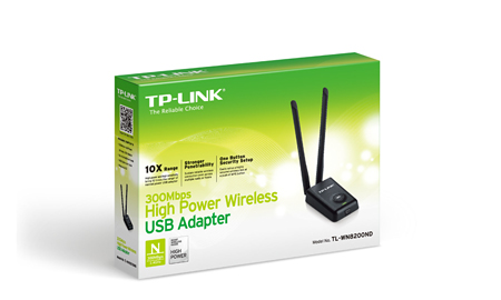 Wireless USB Adapter WN8200ND TP Link