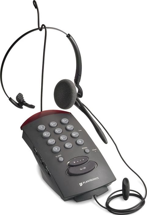 Kufje per telefon Plantronics T10