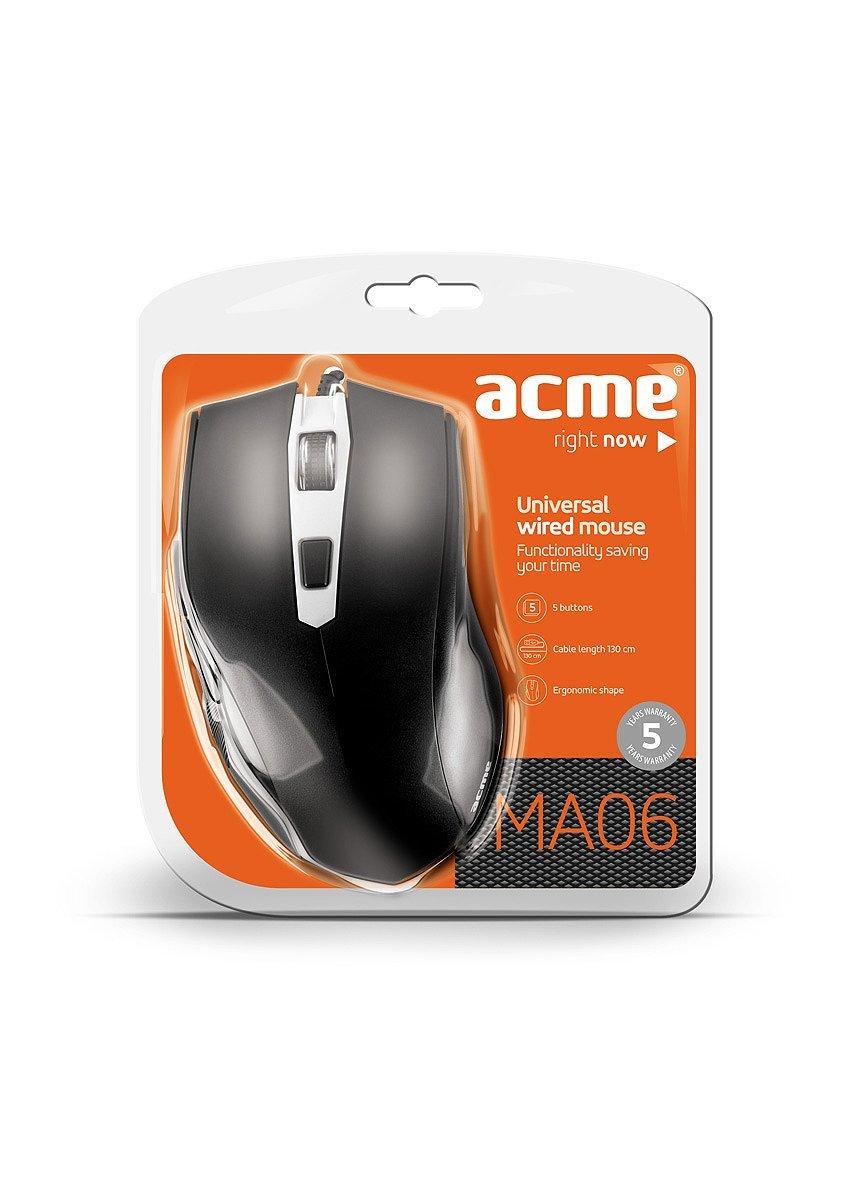 Mouse Acme Multifunctional MA06