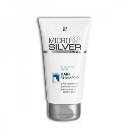 Shampo kunder zbokthit LR Microsilver Plus