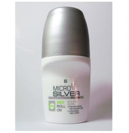 Deodorant Roll-on LR Microsilver Plus