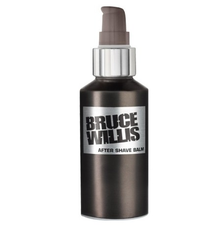 After shave balsam LR Bruce Willis