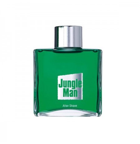 After shave LR Jungle Man