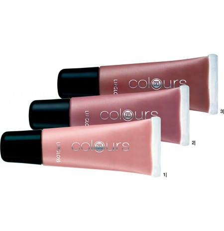 Lipgloss LR Colours