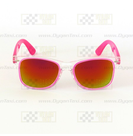 Syze Dielli Wayfarer Pink